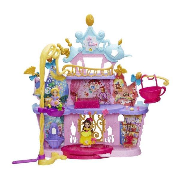 Замък с принцеси